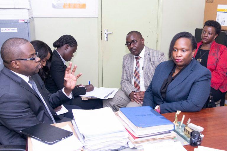 LSK Nairobi at thed Kiambu Chapter Interactive session