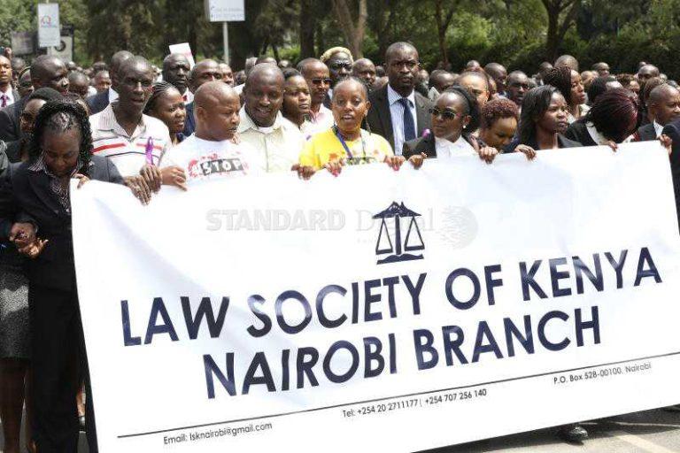 LSK Nairobi Branch: Membership Registration Campaign